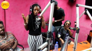 Eno and Baby Scrach battle head-to-head on Hip-Hop GH with Dr Pounds