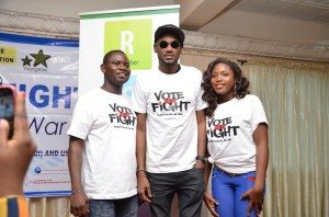 2face Idibia – Vote Not War (Election No Be War)
