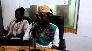 Flowking Stone speeds it up on Too Strong freestyle