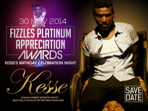 Fizzles Platinum Appreciation Award (FPAA) Slated For November 30th