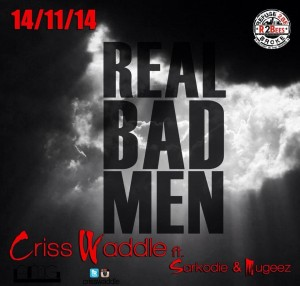 Criss Waddle set to release Christmas hit single featuring Sarkodie & Mugeez