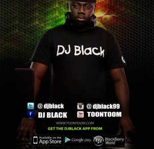 DJ Black Open House Party with Samini, Wanlov, Strongman & Young Boss