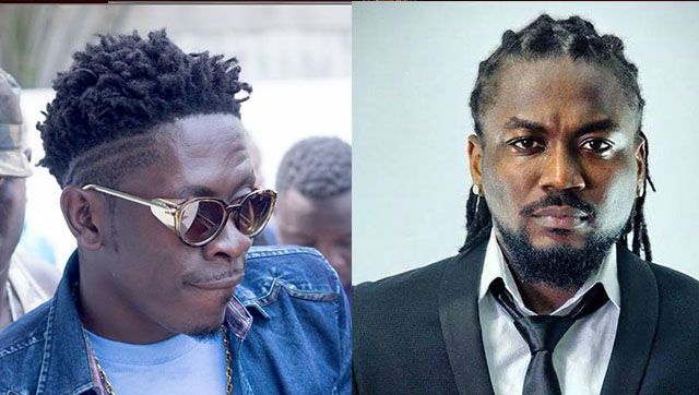 Shatta Wale and Samini finally collaborate on a song