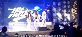 VVIP and Friction perform Obaa Sweety at 2014 MTN Hitmakers 3 finale