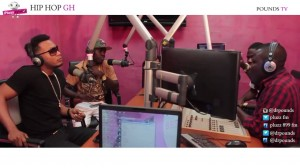 Criss Waddle & Nana Boroo on Hip-Hop GH with Dr Pounds