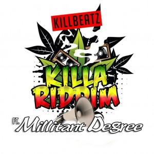 KillBeatz – Murder (Killer Riddim) ft Millitant DeGree