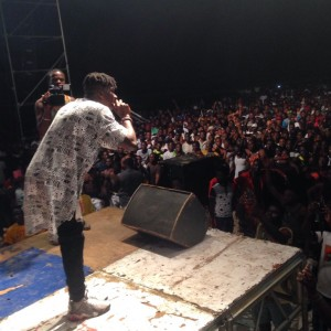 Calling Me A Thief Won't Make You Successful – Stonebwoy