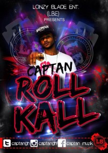 Captan – Roll Kall (Prod by ODB)