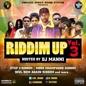 DJ Manni presents Riddim Up Vol. 3