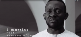J.Martins – Time Is Now ft. Youssou N'Dour(Official Video)