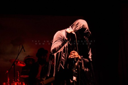 Photos: Dark Suburb Rocks Accra