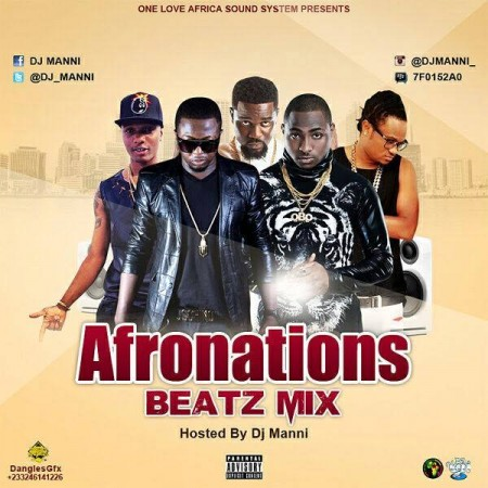 Afronations Beatz Mix, hosted by DJ Manni