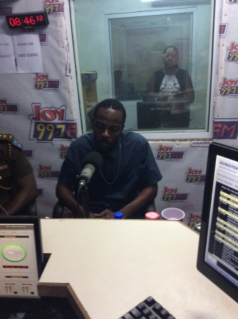 Kwaw Kese on the Open House Party with DJ Black