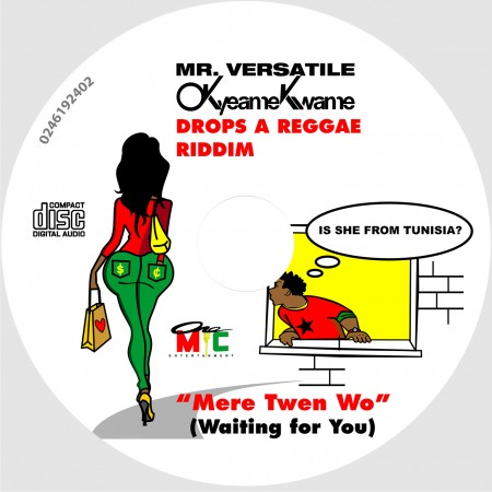 Okyeame Kwame – Mere Twen Wo (Waiting for You)