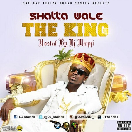 Shatta Wale the King, hosted by DJ Manni