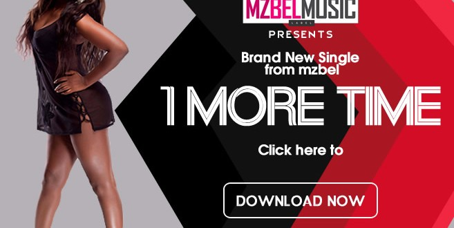 Mzbel – 1 More Time (Prod by JMJ)