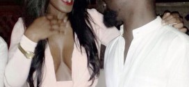 Photos: Sarkodie throws private birthday party for his girlfriend, Tracy