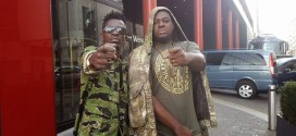 Bulldog finally reveals why Police invaded Shatta Wale's hotel room in the UK