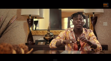 StoneBwoy – Come Over ft MzVee(Official Video)