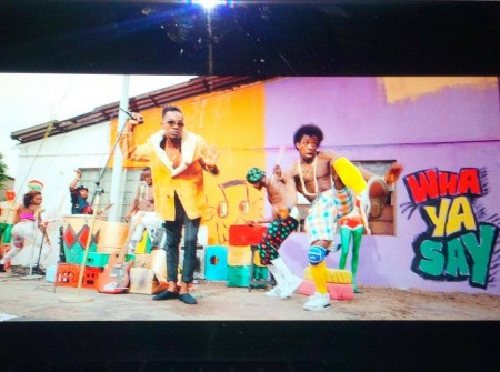 Patoranking – Daniella Whine (Official Video)