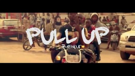 Stonebwoy – Pull Up Remix ft Patoranking (Official Video)