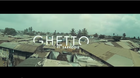RedRed – Ghetto ft Sarkodie(Official Video)