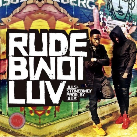 Stonebwoy And DJ Juls – RudeBwoi Luv