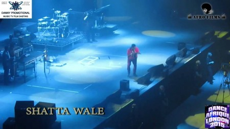 Shatta Wale, Flavour, P-Square full performance at the SSE Wembley Arena