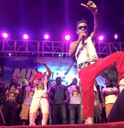 Shatta Wale – Unexpected