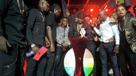 Stonebwoy wins Artist of the Year at the VGMAs + Full List of Winners