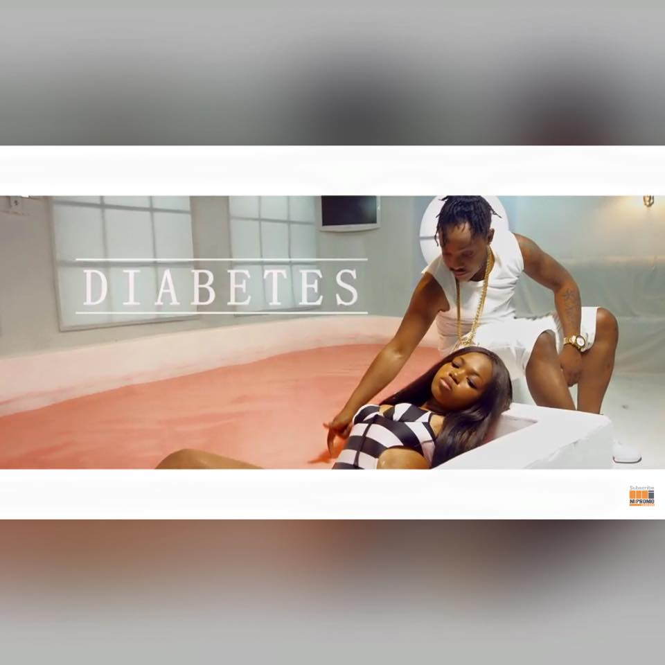 Lucas Moura And His Wife: Diabetes Ft Bisa Kdei (Official Video