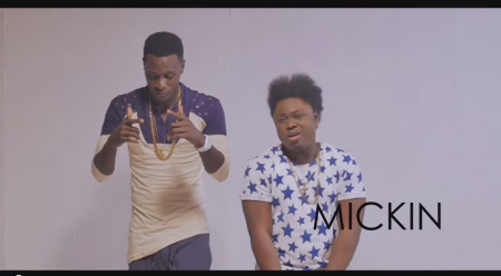 Mickin – Fall On Me ft Keche (Official Video)