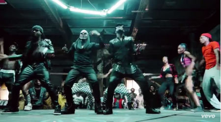 P-Square – Enemy Solo ft. Awilo Longomba (Official Video)