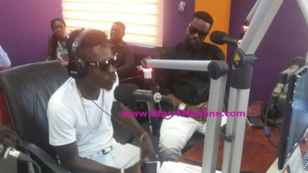 """""""Sarkodie and I have been together since my Bandana days"""", Shatta Wale"""
