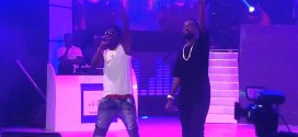 Sarkodie and Shatta Wale perform Dancehall Commando at 2015 TiGO Ghana meets Naija