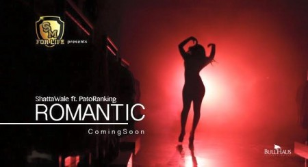 Shatta Wale – Romantic ft Patoranking (Official Video)