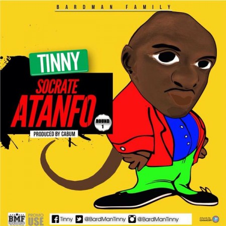 Tinny – Socrate Atamfo(Socrate Safo Diss) (Prod By Cabum)