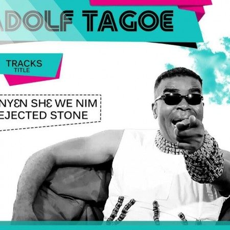 Adolf Tagoe – Rejected Stone