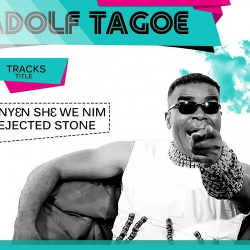 Adolf Tagoe - Rejected Stone