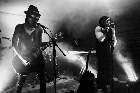 Dark Suburb: Rock Summons Its Voice In Ghana