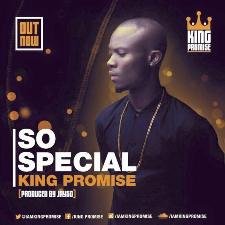 King Promise – So Special (Prod. By Jayso)
