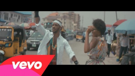 Angel – Leyla feat. Fuse ODG (Official Video)