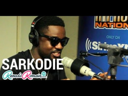 Sarkodie freestyles on Hip-Hop Nation, says he can battle any rapper in the states