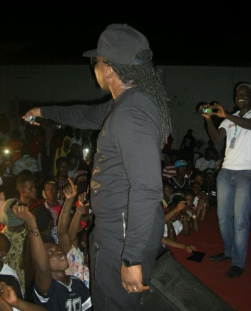 Photos: Swedru Show Was Fully Sold Out, Says Edem