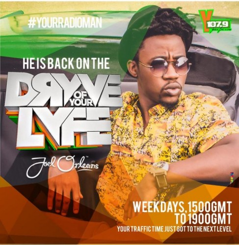 Joel Orleans - Dryve Of Your Lyfe