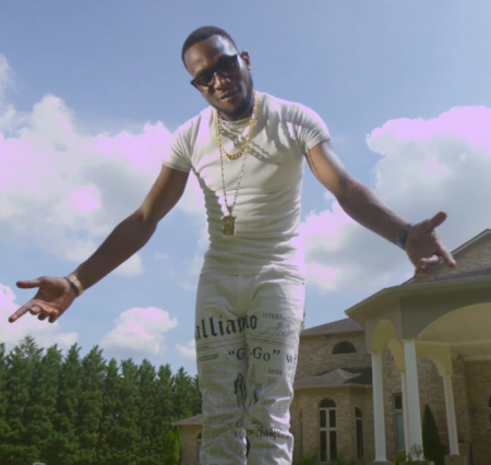 D'banj – Knocking On My Door (Official Video)