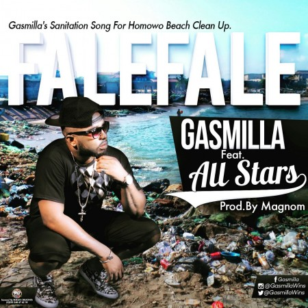 Gasmilla – Fale Fale feat. All Stars (Prod by Magnom)