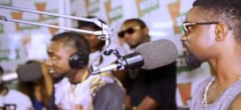 [Video] Ice Prince recounts when Beyonce said hi to Sarkodie at the BET Awards