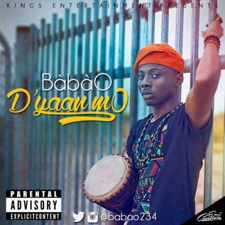 BabaO – D'Yaan Mo (Prod. By DJ Service)