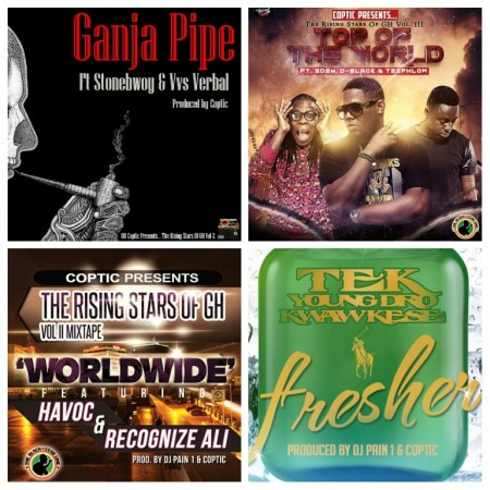 Open Call To Be On Coptic Presents… The Rising Stars of GH Vol. IV